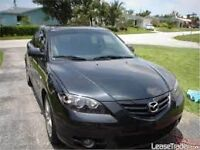 2006  MAZDA 3 4CYL AUTO 4DOOR COLD AIR MUST BE SEEN GAS SAVER