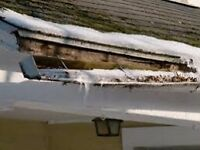 RoofTech inc . Winter roof repairs 25% off during February