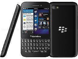 SUPER 10/10 BLACKBERRY Q5 DEBLOQUE MONDIALEMENT UNLOCKED WORLDWIDE 4G WIFI + ACCESSOIRES QWERTY KEYBOARD TOUCHSCREEN