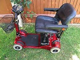 Mobility Scooter, Little Tiger