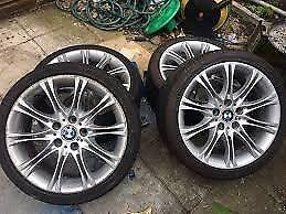 BMW MV2 RIM AND TYRE NO OFFER