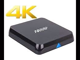 Android box's and  Wireless 3d motion stick remotes.