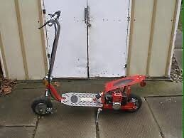 43cc gas scooter