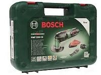 BOSCH PMF 220 CE CUTTING,SANDING BRAND NEW BOXED.