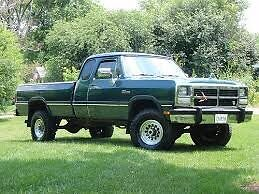 Looking for 1st Gen Dodge Ram 250 Cummins 4x4