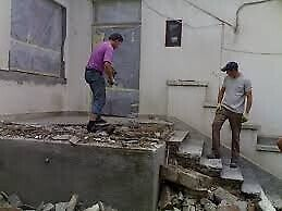 Demolitions team/Strip out team/Builders team/Offices Strip out/Full Refurbishment/Rubbish removal