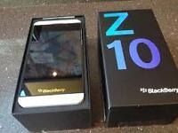 Blackberry Z10 White - vodafone network locked - excellent condition