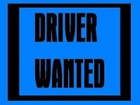 DELIVERY DRIVER REQUIRED NEWTON MEARNS GLASGOW ASAP !