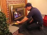 FirePlace Cleaning/Chimney Sweep/Chimney Cleaning