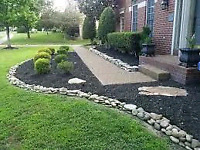 Landscaping, Retaining walls, Excavation
