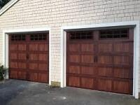 Brand New Garage Door - Installed Starting at $690.00 Incl Taxes