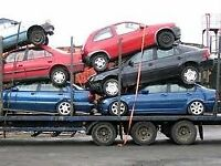 Scrap Cars Required. All Cars and Vans Considered - CASH PAID