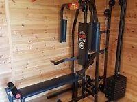 2002 York Multi-Gym