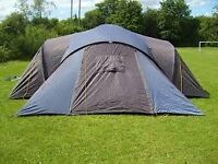 Khios King Plus dome tent (8 berth) near Edinburgh