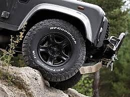 "4X4 Tyres BF Goodrich All-Terrain T/A KO2 18"" Specials Save $250 Banora Point Tweed Heads Area Preview"