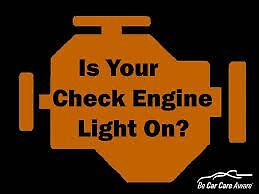 Check Engine Light On - Diagnostic - $5.00 only