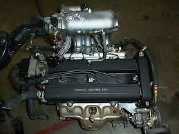 1997-2001 HONDA CRV ENGINE B20B