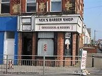 Prominent Corner Shop unit to Let Stanley Road Bootle