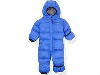 Infant Down Bunting Snow Suit 9-18 mo