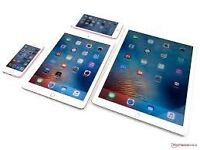 Cash Paid iPads Air 1,2, Pro, Mini 3,4 Any Condition