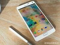Samsung Galaxy Note 3 Brand new condition unlocked! !!