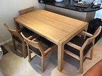 Habitat Radius Simon Pengelly Table & Chairs