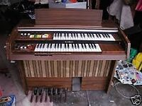 Electro Bass organ for sale