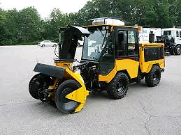 Sidewalk Snow Removal Equipment Wanted