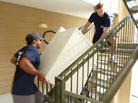 Last Minute Movers ONLY $40/hr + 1Hr travel time