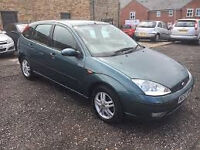 Great Runner, Ford Focus Zetec with fantastic running 1.8L TDCi Engine