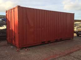 Container 20ft for storage or  hobby workshop Dianella Stirling Area Preview