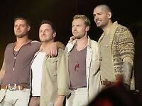 Boyzone live at Kew Gardens - reserved enclosure tickets x 2