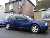 VW GOLF 2.0 GTI LOW MILES