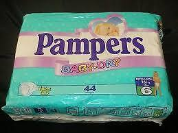 Old diapers wanted ( luvs , huggies , pampers , goodnites)