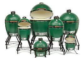 Wanted: BIG GREEN EGG OR CERAMIC GRILL