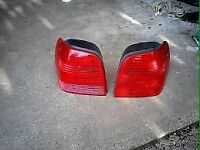 Vw polo 6n2 rear GTI lights