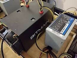 Bitmain antminer l3 with psu