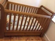 Boori Sleigh Cot / Bed Narrabeen Manly Area Preview