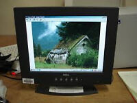 DELL CRT Flat Screen Monitor