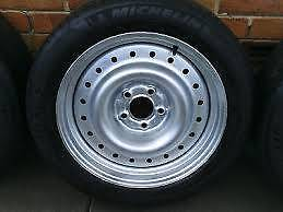 ***WANTED*** Ford Falcon Steel Rims/Tyres Bairnsdale East Gippsland Preview