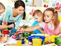 Childcare available nights evenings weekends and respite