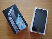 Apple iphone 4s 8gb on vodafone and lebara network ***good condition in box***07587588484***