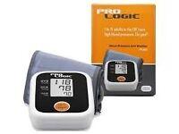Omron prologic blood pressure monitor new