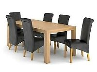 Harveys lindos dinning table