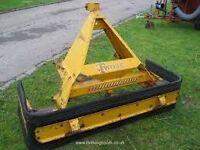 yard scraper twose