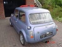 Domino Pimlico premier pup kit car any model wanted. Classic mini based
