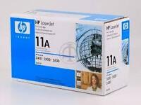 2 Boxes 11A HP Ink Cartridges