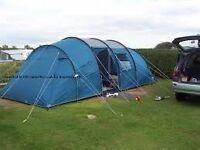 6-8 man tent -
