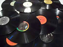 Cash Paid for Vinyl LP Record Collections