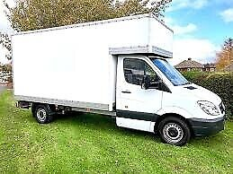 Local Man with van services, house removals or Storage move, collections, furniture, Handyman 24-7